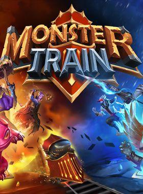 Monster Train Key Art