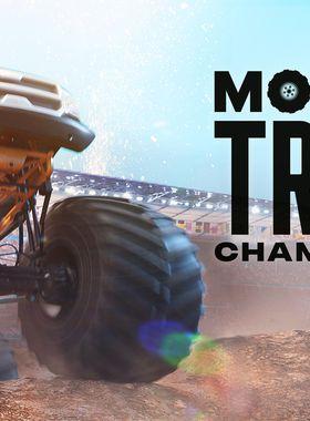 Monster Truck Championship Key Art