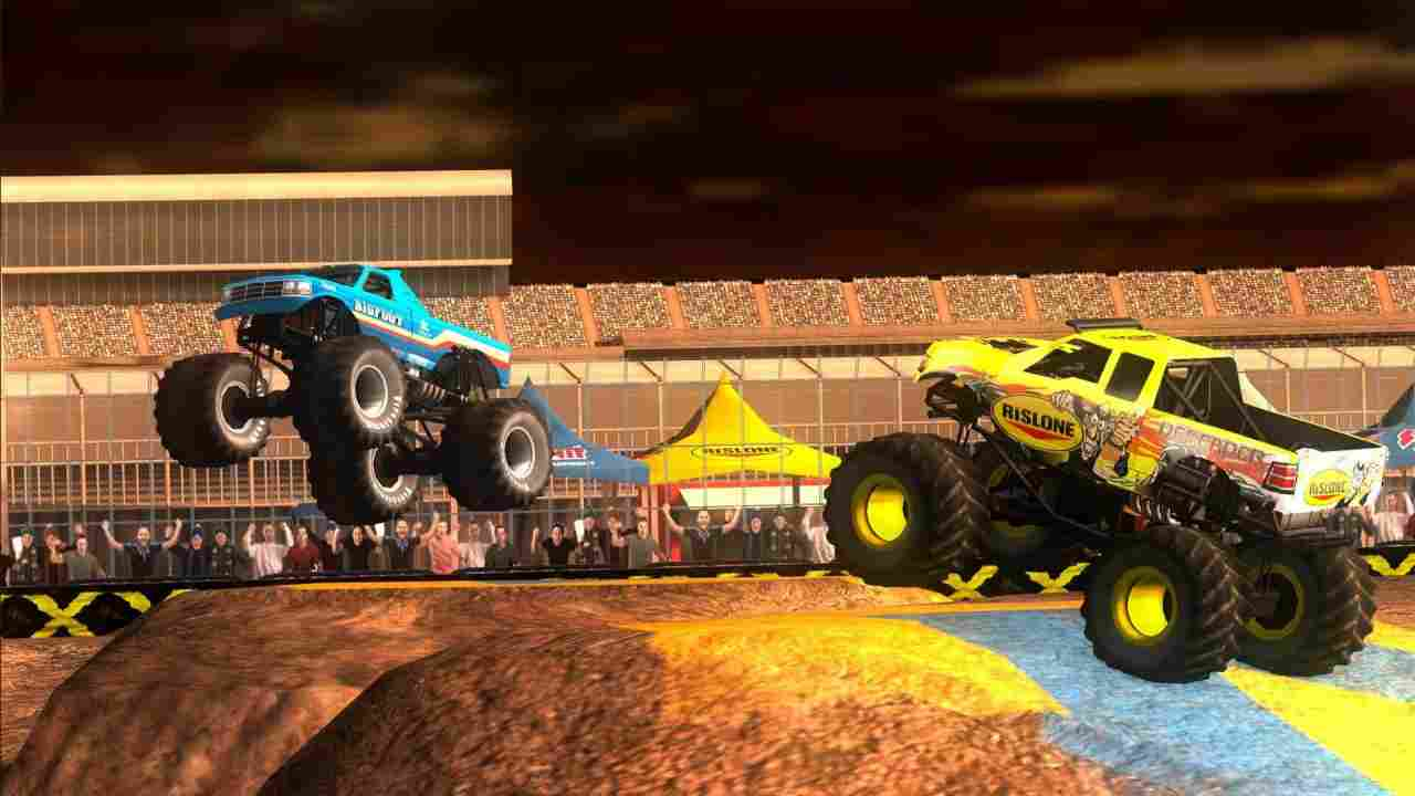 Monster Truck Destruction Thumbnail