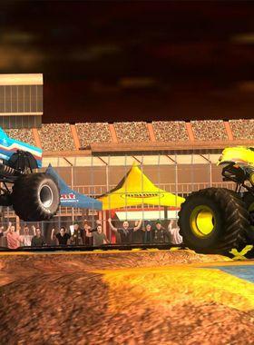 Monster Truck Destruction Key Art