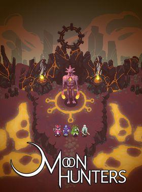 Moon Hunters Key Art