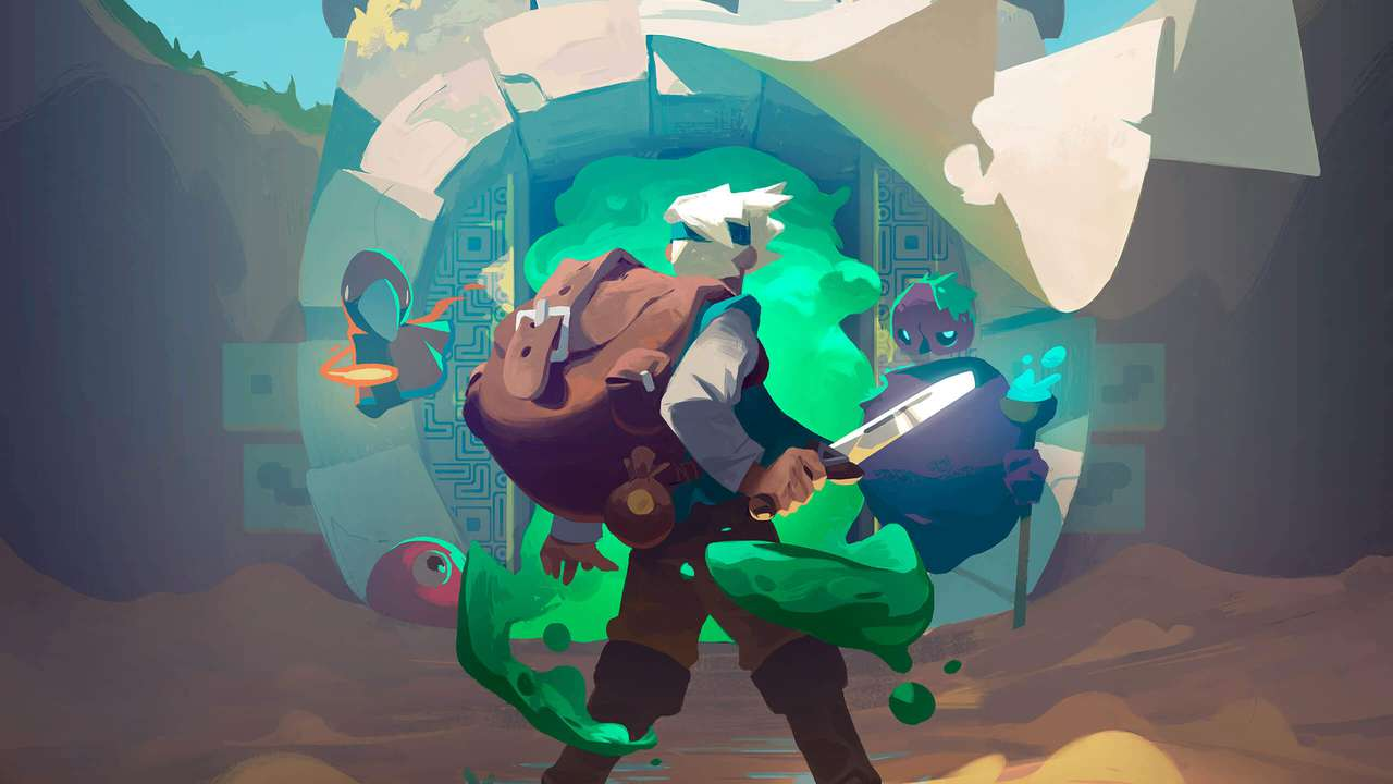 Moonlighter Thumbnail