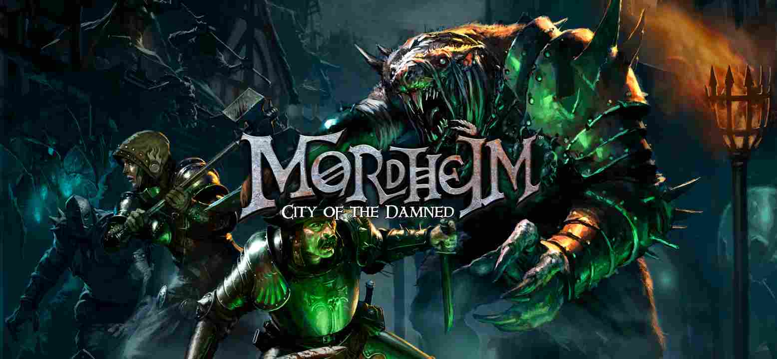 Mordheim - City of the Damned Background Image