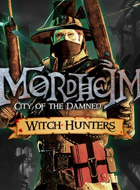 Mordheim: City of the Damned - Witch Hunters Key Art
