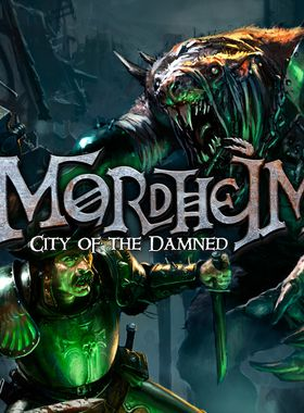 Mordheim - City of the Damned Key Art