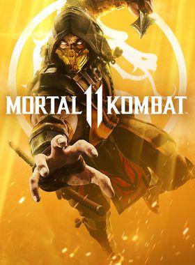 Mortal Kombat 11 Key Art