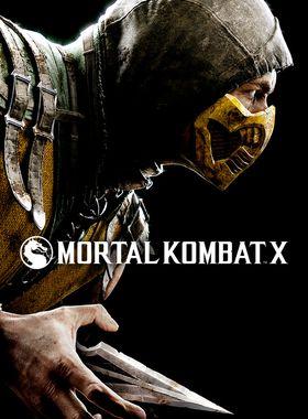 Mortal Kombat X Key Art