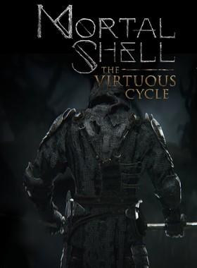 Mortal Shell: The Virtuous Cycle Key Art