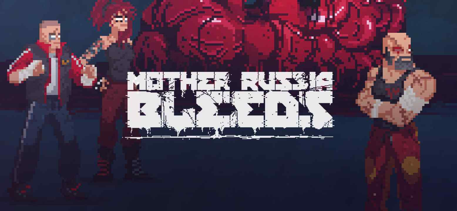 Mother Russia Bleeds Background Image