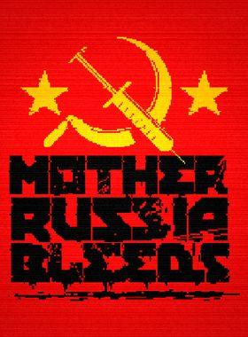 Mother Russia Bleeds Key Art