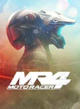 Moto Racer 4 Key Art