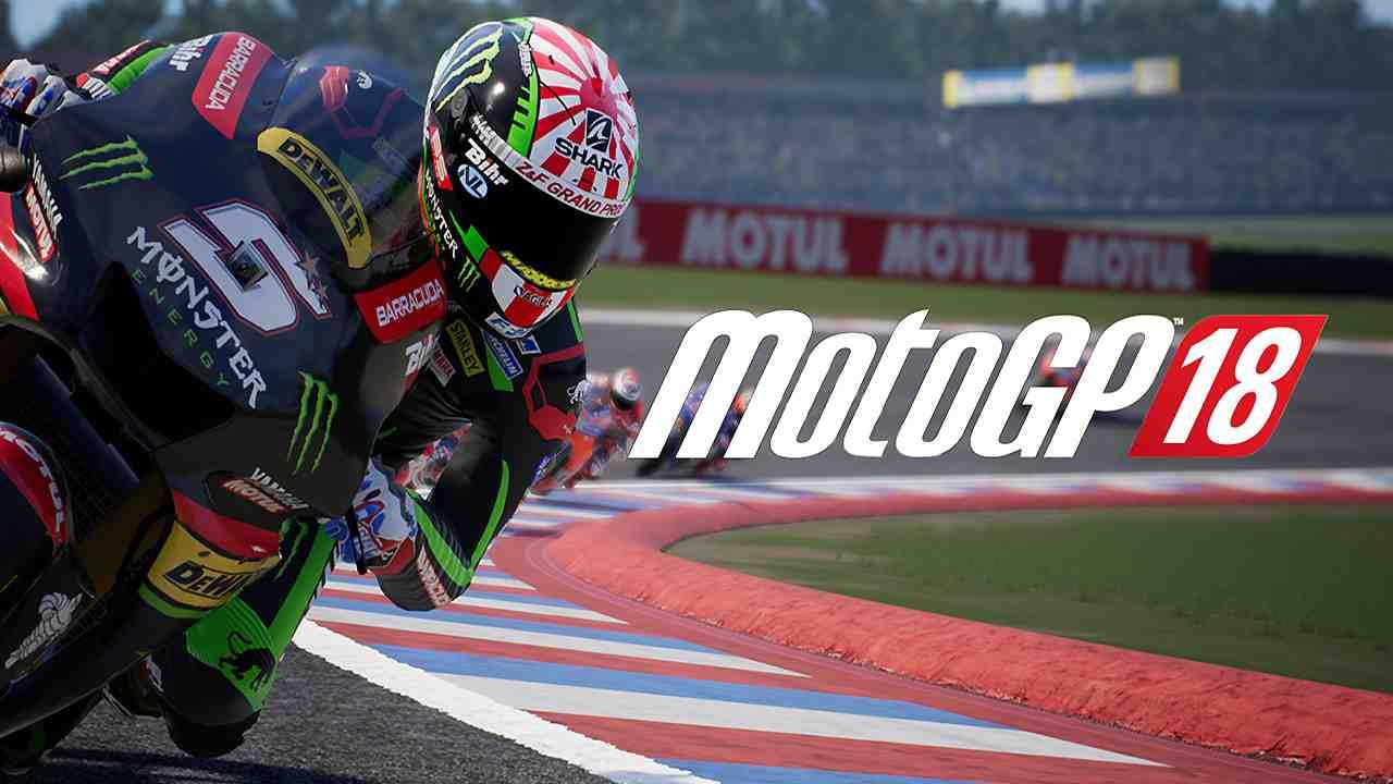 MotoGP 18 Background Image