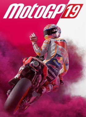 MotoGP19 Key Art