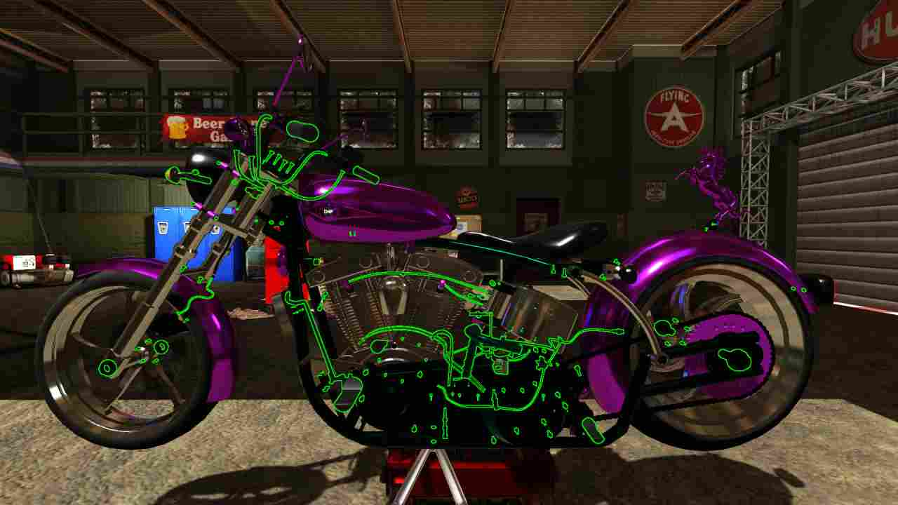 Motorbike Garage Mechanic Simulator Thumbnail