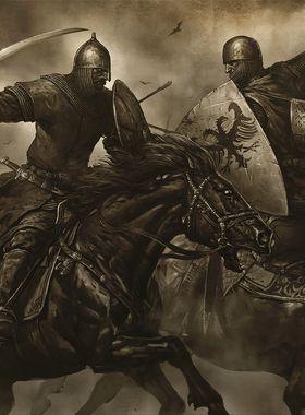Mount & Blade: Warband Key Art