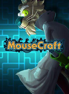 MouseCraft Key Art