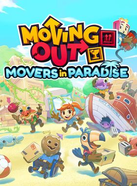 Moving Out - Movers in Paradise Key Art