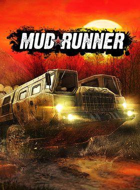 MudRunner Key Art