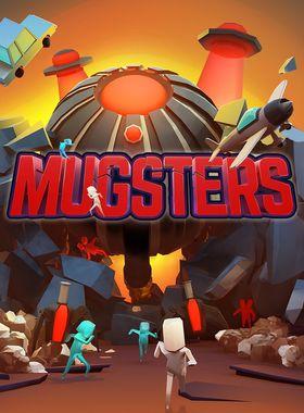 Mugsters Key Art