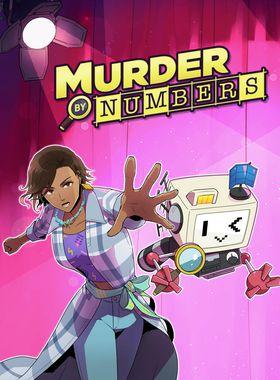 Murder by Numbers Key Art