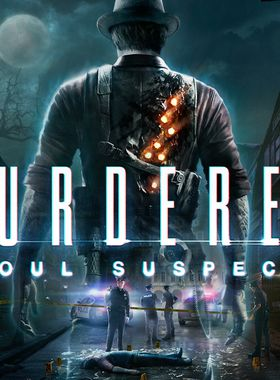 Murdered: Soul Suspect Key Art