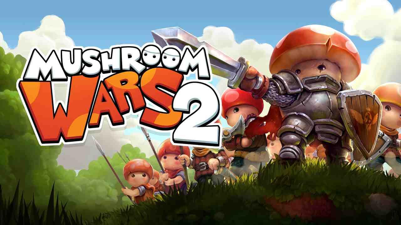 Mushroom Wars 2 Background Image