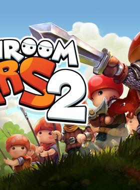 Mushroom Wars 2 Key Art