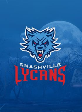 Mutant Football League: Gnashville Lycans Key Art