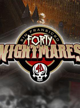 Mutant Football League: Sin Fransicko Forty Nightmares Key Art