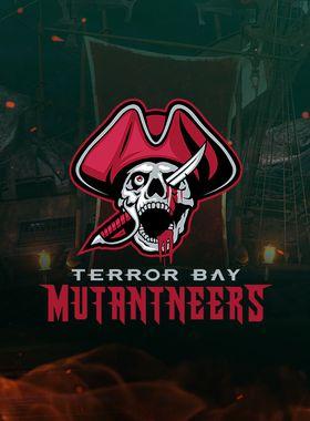 Mutant Football League: Terror Bay Mutantneers Key Art