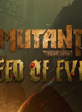 Mutant Year Zero: Seed of Evil Key Art