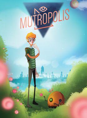 Mutropolis Key Art