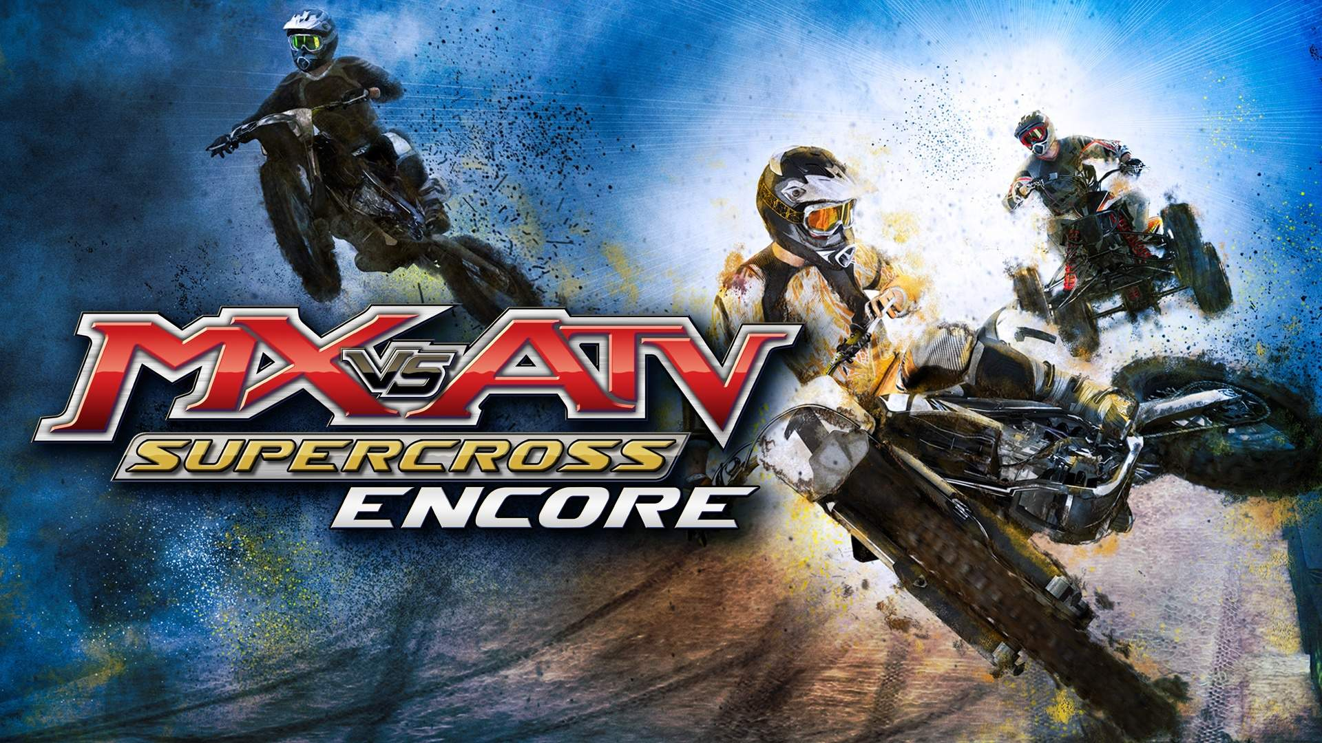 MX vs. ATV Supercross Encore Video