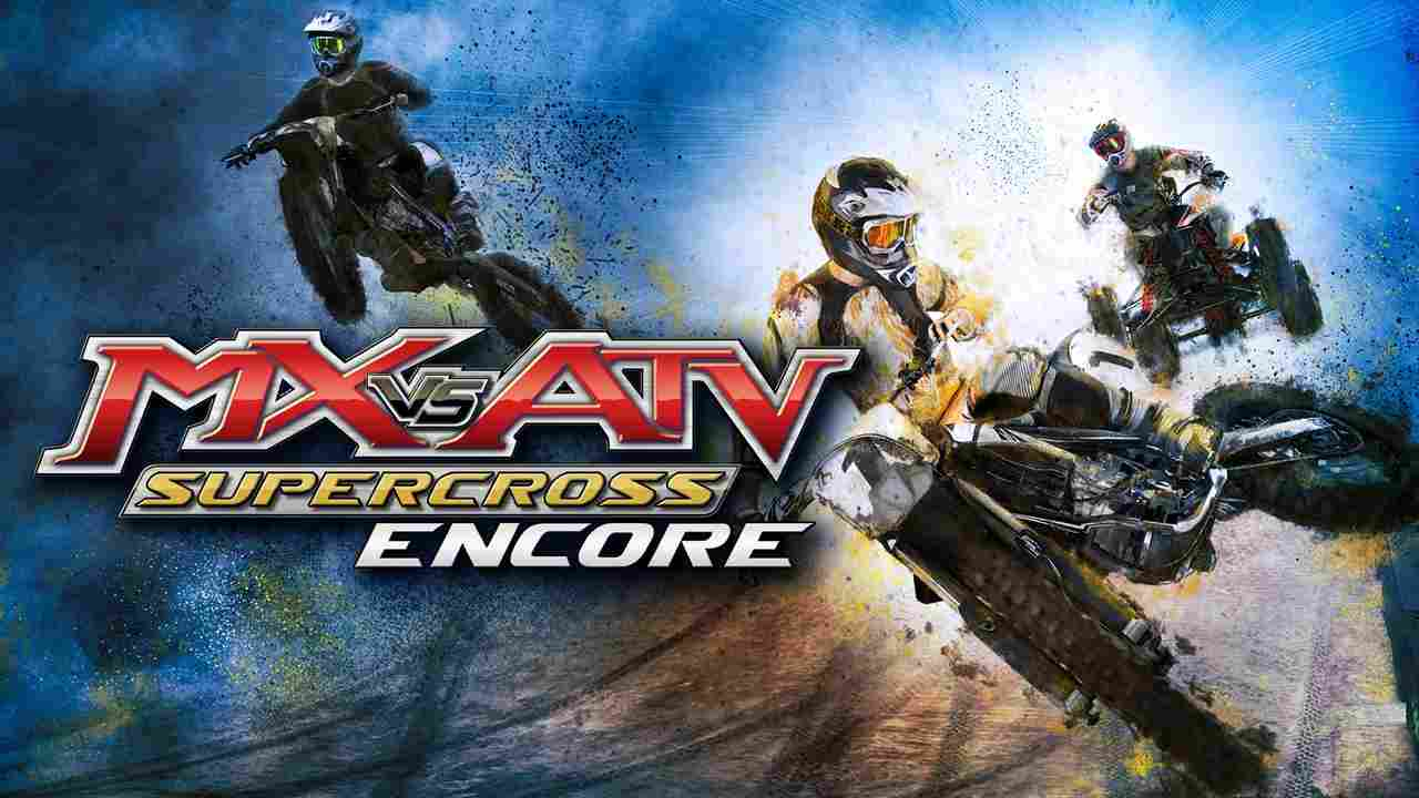 MX vs. ATV Supercross Encore Thumbnail