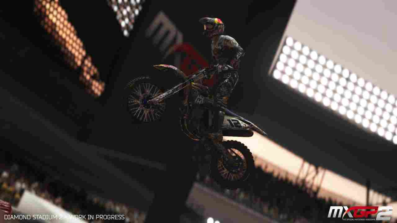 MXGP 2: The Official Motocross Videogame Background Image