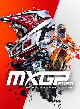 MXGP 2020 Key Art