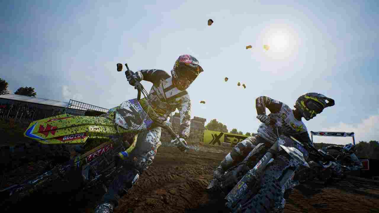 MXGP Pro Background Image