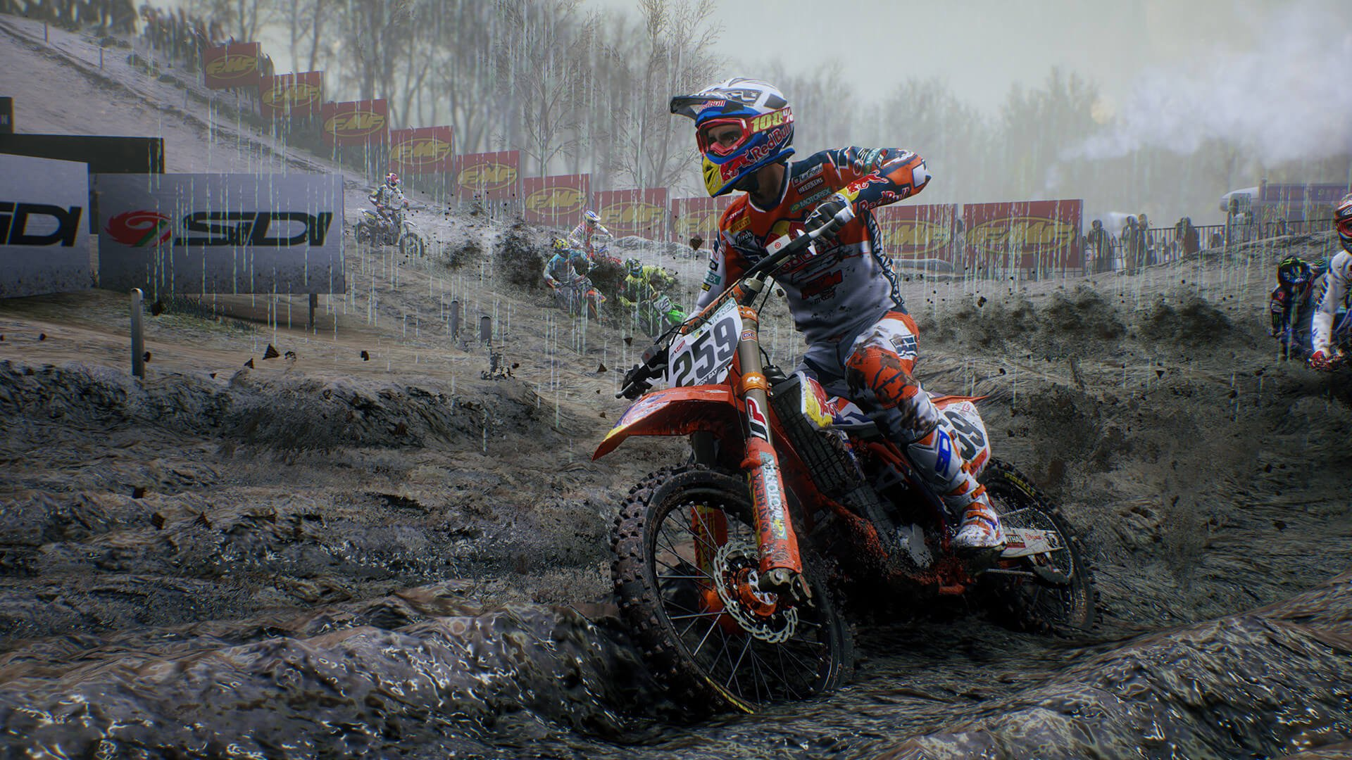 MXGP3 - The Official Motocross Videogame