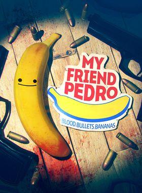 My Friend Pedro Key Art
