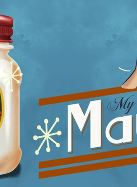 My Name is Mayo Key Art