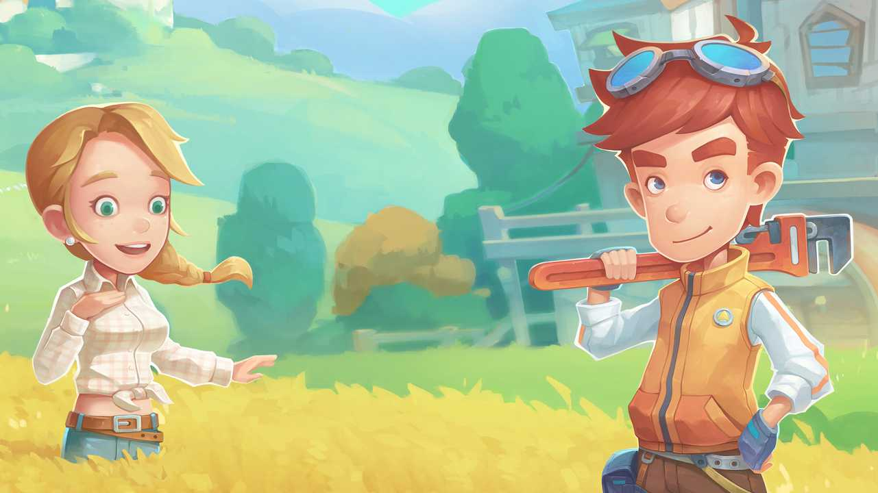 My Time at Portia Thumbnail