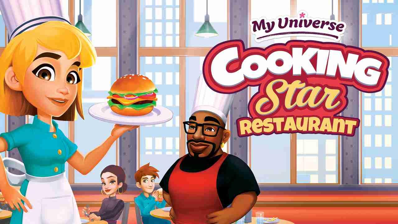 My Universe - Cooking Star Restaurant Key Art
