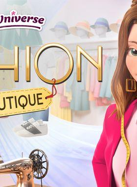 My Universe - Fashion Boutique Key Art