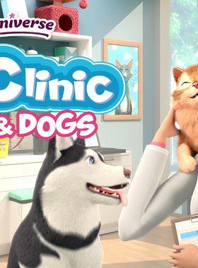 My Universe - Pet Clinic Cats & Dogs Key Art