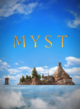 Myst Key Art