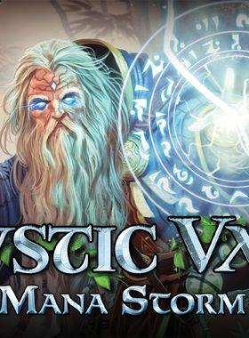 Mystic Vale - Mana Storm Key Art
