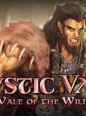 Mystic Vale - Vale of the Wild Key Art