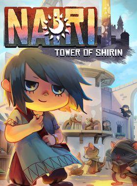 NAIRI: Tower of Shirin Key Art