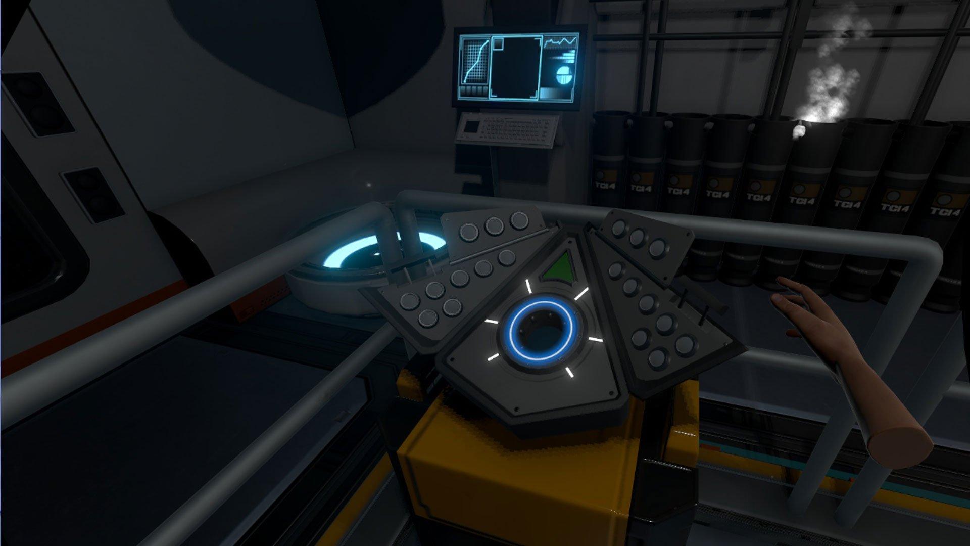 Nano Shift VR