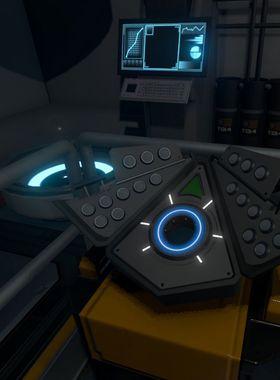 Nano Shift VR Key Art